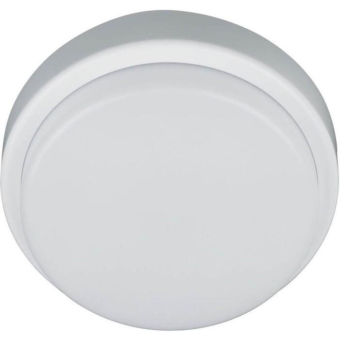 Светильник Volpe Потолочный светодиодный (UL-00002737) ULW-Q211 12W/DW Sensor IP65 White светильник volpe потолочный светодиодный ul 00006710 ulw q280 22w 4000k s01 ip65 white