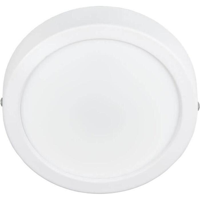 Светильник Volpe Потолочный светодиодный (UL-00005823) ULM-Q240 18W/4000K White светильник volpe потолочный светодиодный ul 00006710 ulw q280 22w 4000k s01 ip65 white