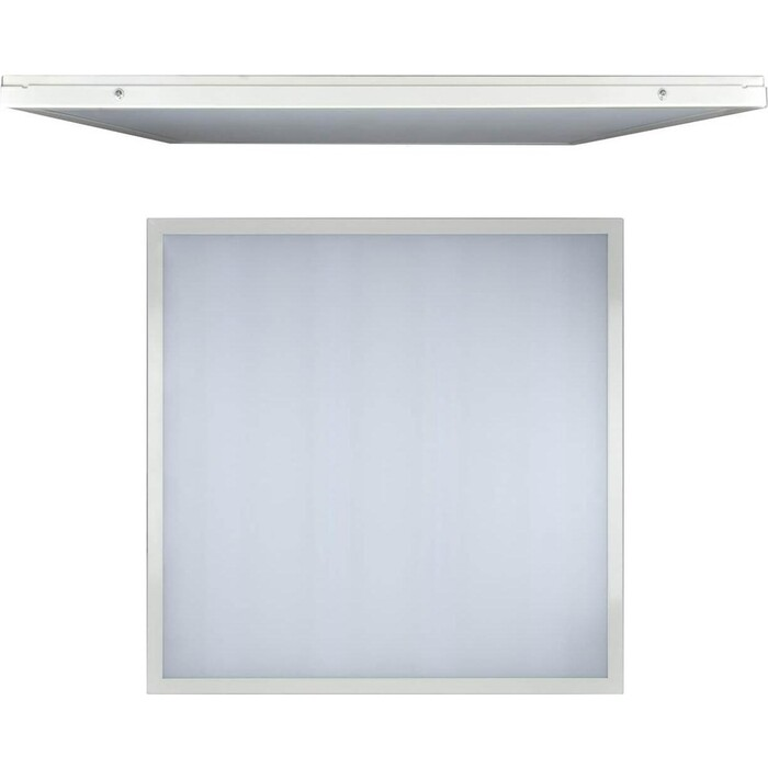 Фото - Светильник Volpe Потолочный светодиодный (UL-00005868) ULP-Q106 6060-36W-6500K White светильник светодиодный volpe ulp q121 6060 33w dw nod silver потолочный встраиваемый