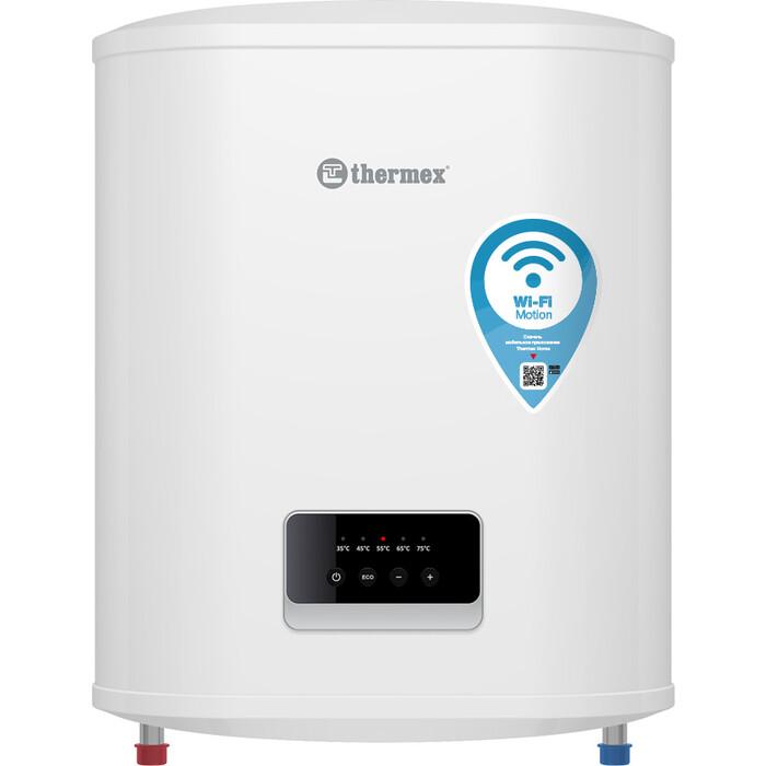 Накопительный водонагреватель Thermex Bravo 30 Wi-Fi