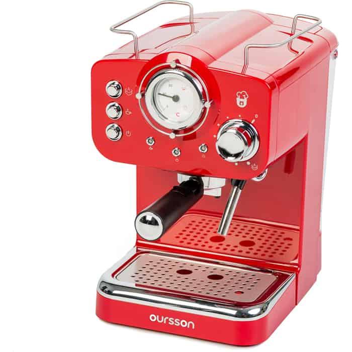 Кофеварка Oursson EM1500/RD