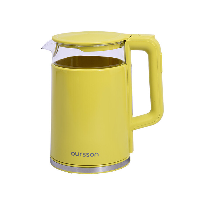 Чайник электрический Oursson EK1733WD/GA