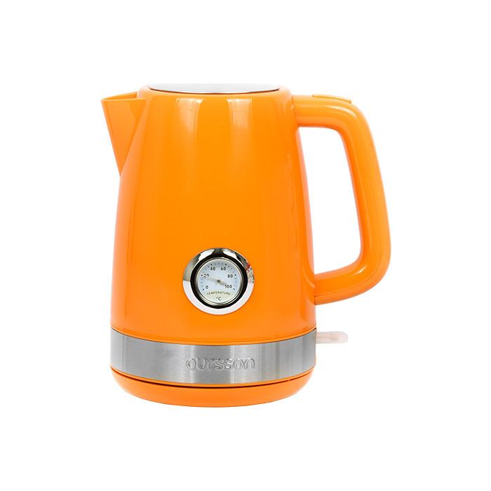 Чайник электрический Oursson EK1716P/OR