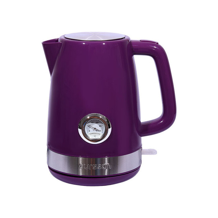 Чайник электрический Oursson EK1716P/SP
