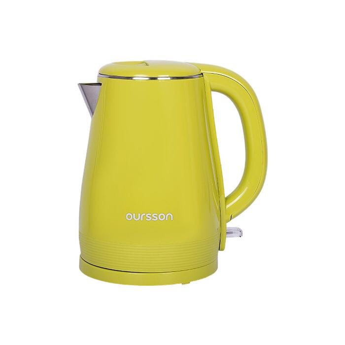 Чайник электрический Oursson EK1530W/GA