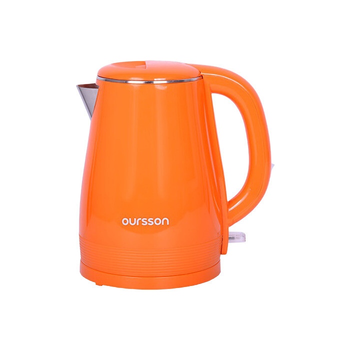 Чайник электрический Oursson EK1530W/OR