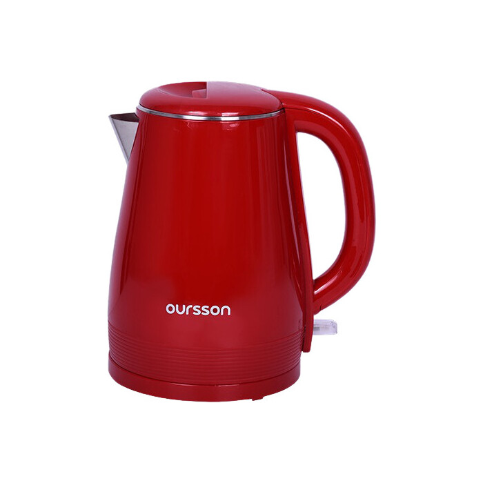 Чайник электрический Oursson EK1530W/RD