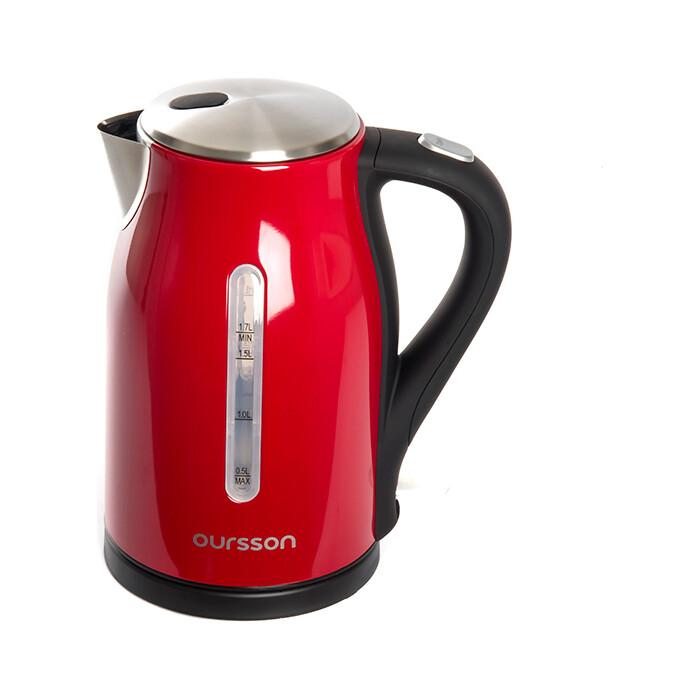Чайник электрический Oursson EK1760M/RD