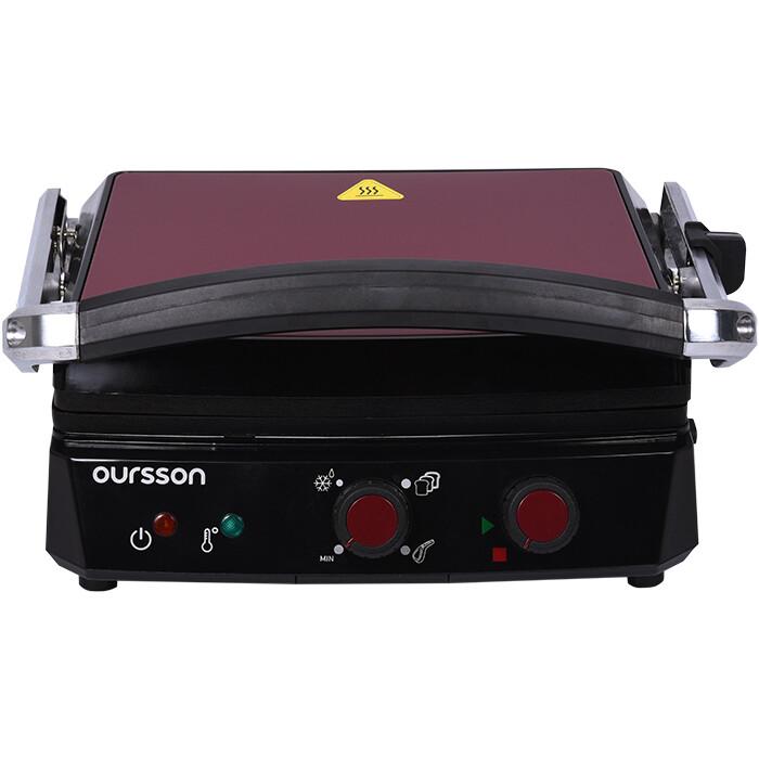 Гриль электрический Oursson EG2010S/DC