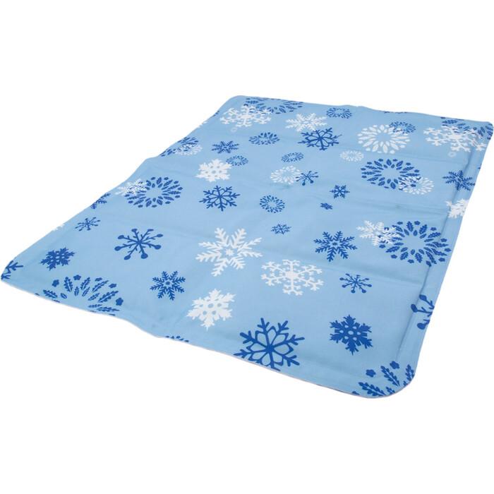 Мат охлаждающий ZooOne Снежный 40*50 см M4050-5