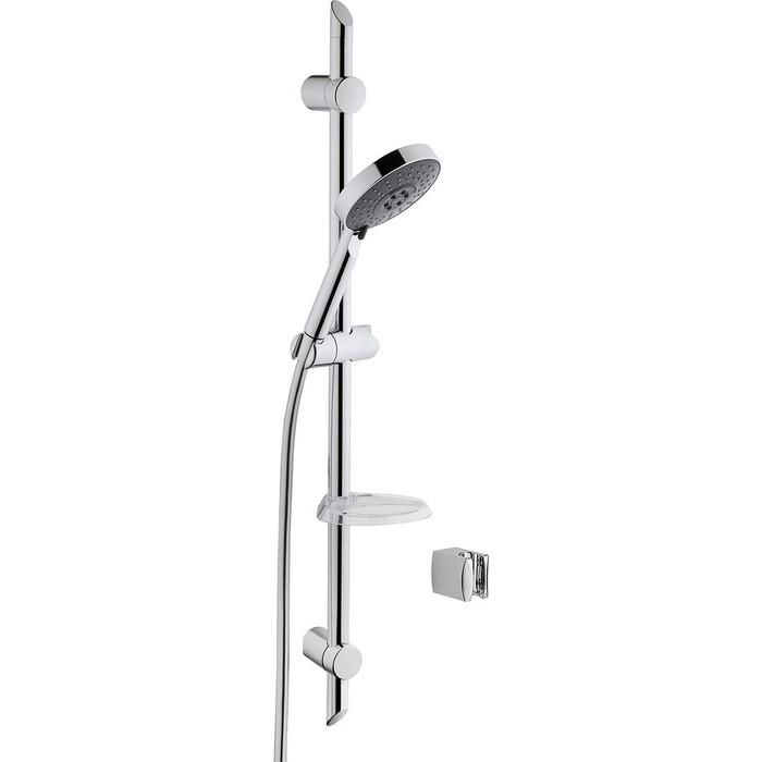 Душевой гарнитур Vitra Master Slot 3F с мыльницей, хром (A45691EXP)