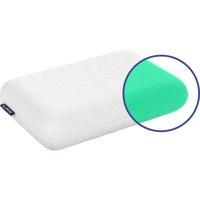 Подушка с чехлом IQ Sleep Sensation (Сенсейшн) 38x58