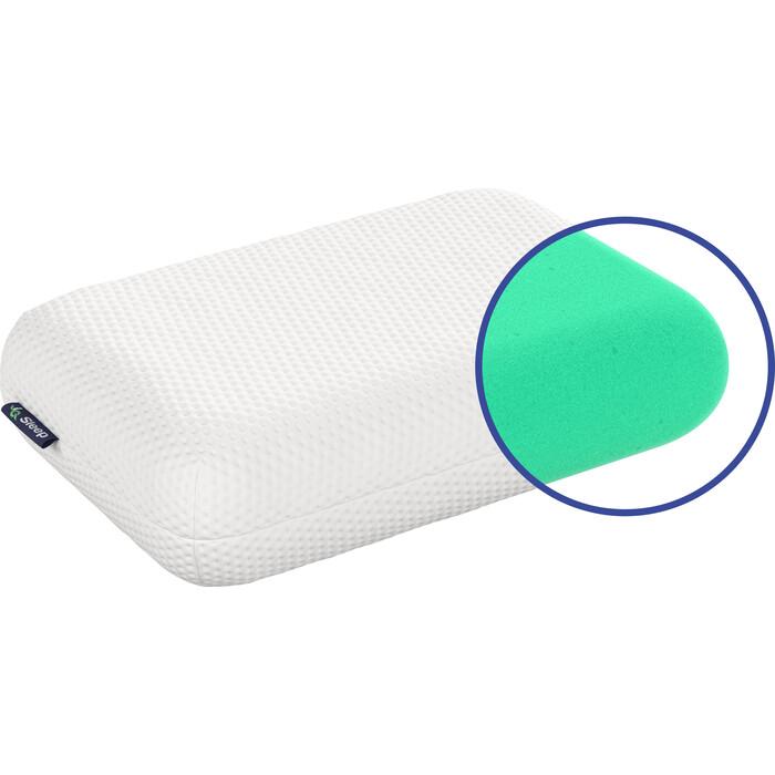 Подушка с чехлом IQ Sleep Grand Sensation (Гранд Сенсейшн) 38x58