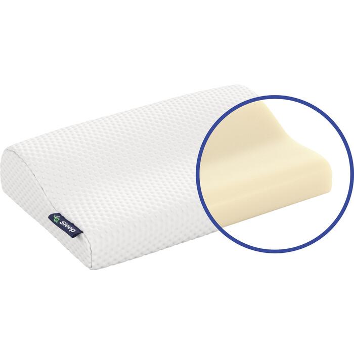 Подушка с чехлом IQ Sleep Orto (Орто) 32x48