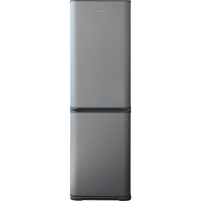 Холодильник Бирюса M629S металлик