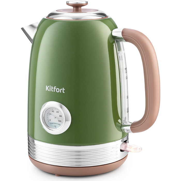 Чайник электрический KITFORT KT-6110 чайник kitfort kt 632