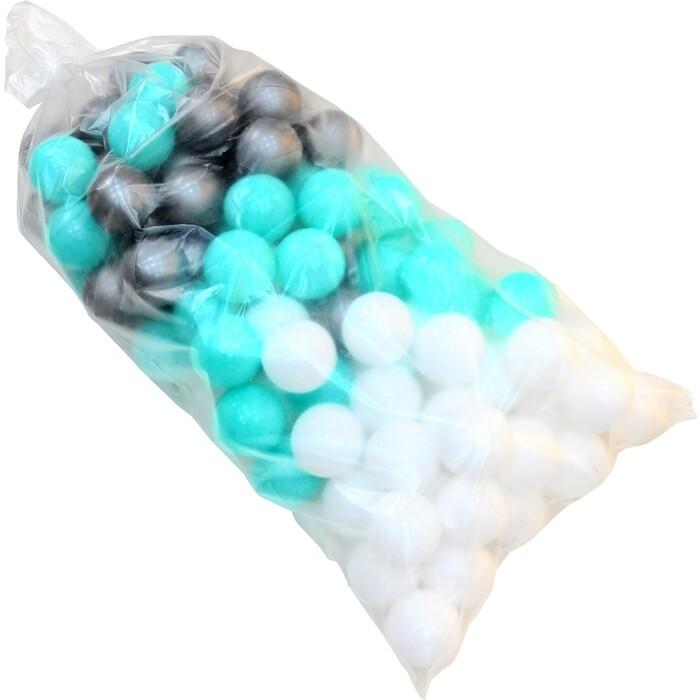 Комплект шариков PERFETTO SPORT 7 см/100 шт PS-531 для с/б PS-526