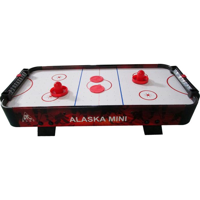 Игровой стол - аэрохоккей DFC Alaska Mini AT-100
