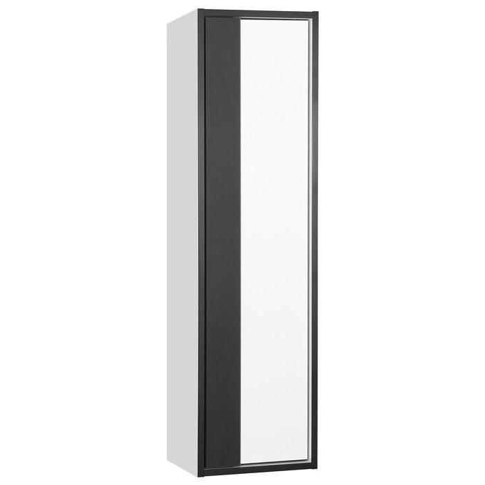 Шкаф-пенал Style line Амстердам 30 подвесной, белый матовый (4650134472585)
