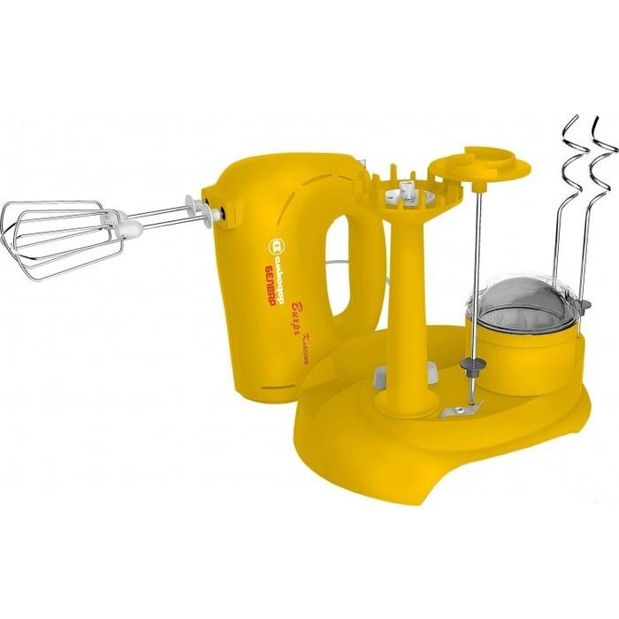 Кухонный комбайн Белвар КЭМ-Р2У-301-00 желтый