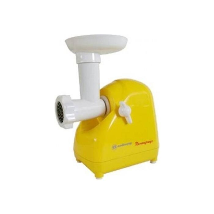 Мясорубка Белвар КЭМ-П2У 302-09 желтый