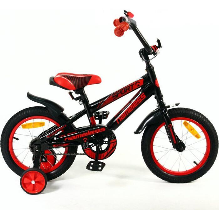 Велосипед Nameless SPORT, красный/черный