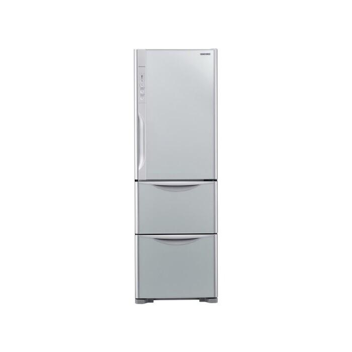 Холодильник Hitachi R-SG 38 FPU GS холодильник side by side hitachi r s 702 gpu2 gs