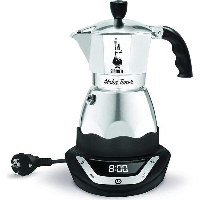 Кофеварка Bialetti Moka Timer 6093 на 6 порций