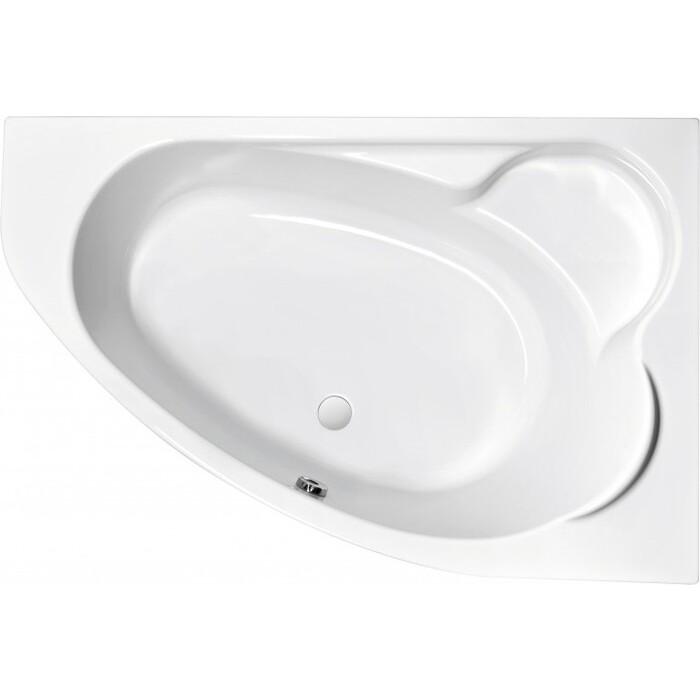 Акриловая ванна Cersanit Kaliope 170x110 правая, ультра белая (WA-KALIOPE*170-R-W)