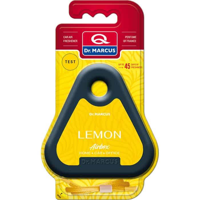 Ароматизатор автомобильный Dr.Marcus Airbox Лимон Lemon