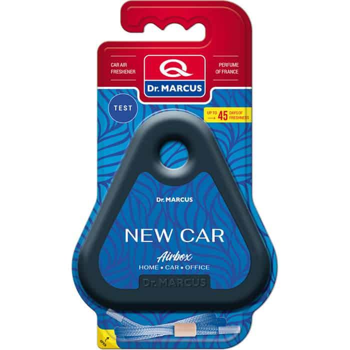 Ароматизатор автомобильный Dr.Marcus Airbox Новая машина New Car