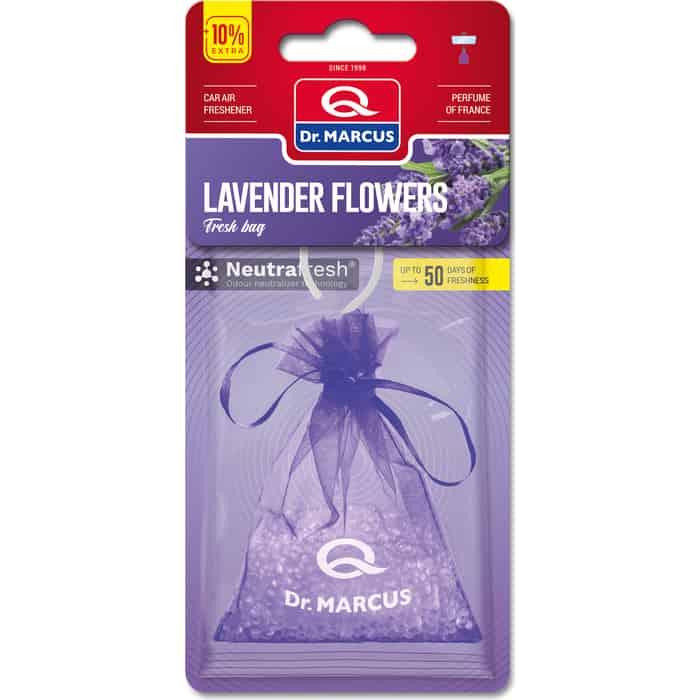Ароматизатор автомобильный Dr.Marcus Fresh Bag Лаванда Lavender Flowers