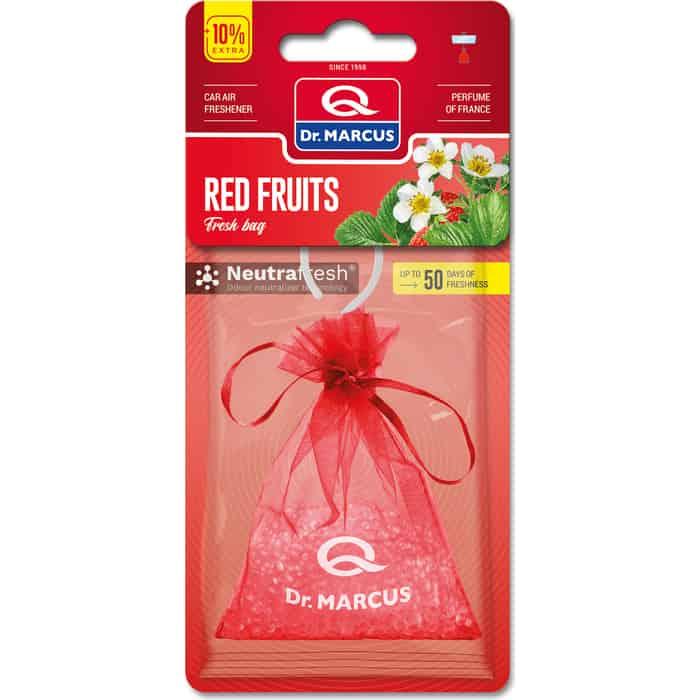 Ароматизатор автомобильный Dr.Marcus Fresh Bag Красные ягоды Red Fruits