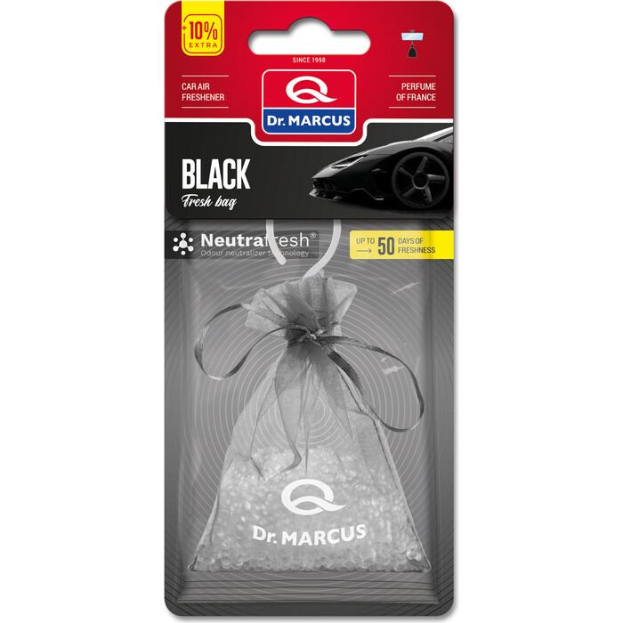 Ароматизатор автомобильный Dr.Marcus Fresh Bag Блэк Black