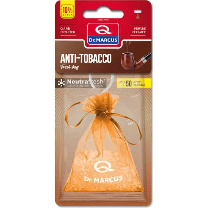 Ароматизатор автомобильный Dr.Marcus Fresh Bag Антитабака Anti Tobacco