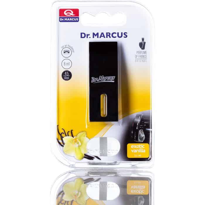 Ароматизатор автомобильный Dr.Marcus Slim Экзотическая ваниль Exotic Vanilla