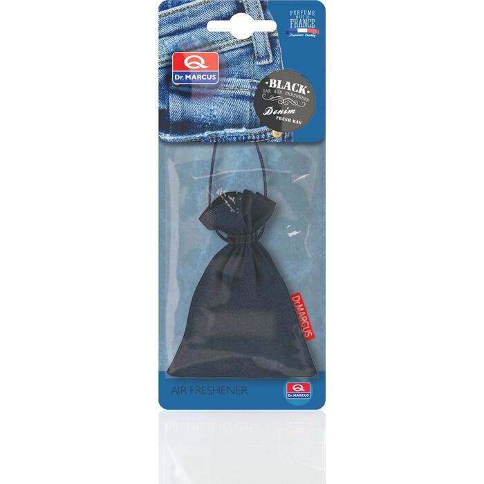 Ароматизатор автомобильный Dr.Marcus Fresh Bag Denim Блэк Black