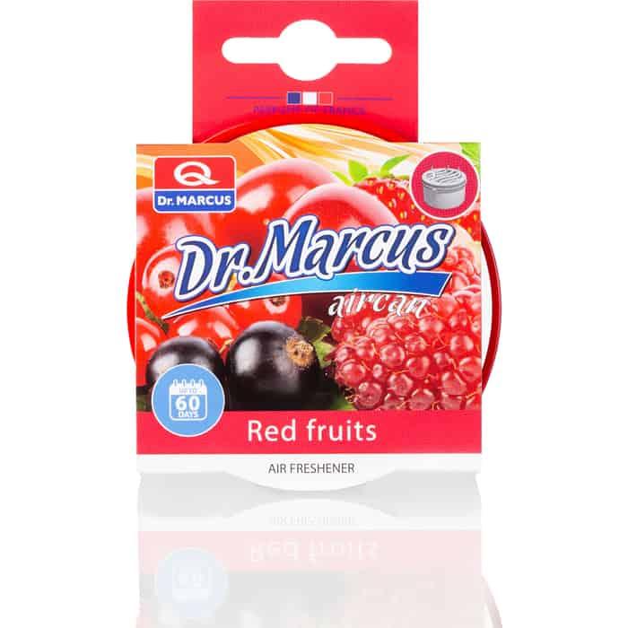 Ароматизатор автомобильный Dr.Marcus Aircan Красные ягоды Red Fruits