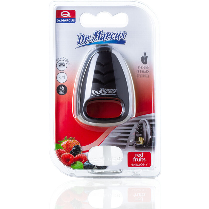 Ароматизатор автомобильный Dr.Marcus Harmony Красные ягоды Red Fruits