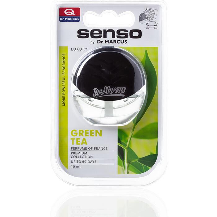 Ароматизатор автомобильный Dr.Marcus Senso Luxury Зеленый чай Green Tea