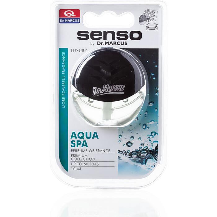 Ароматизатор автомобильный Dr.Marcus Senso Luxury Водное СПА Aqua Spa
