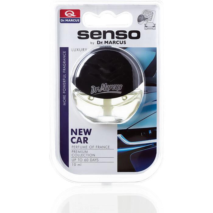 Ароматизатор автомобильный Dr.Marcus Senso Luxury Новая машина New Car