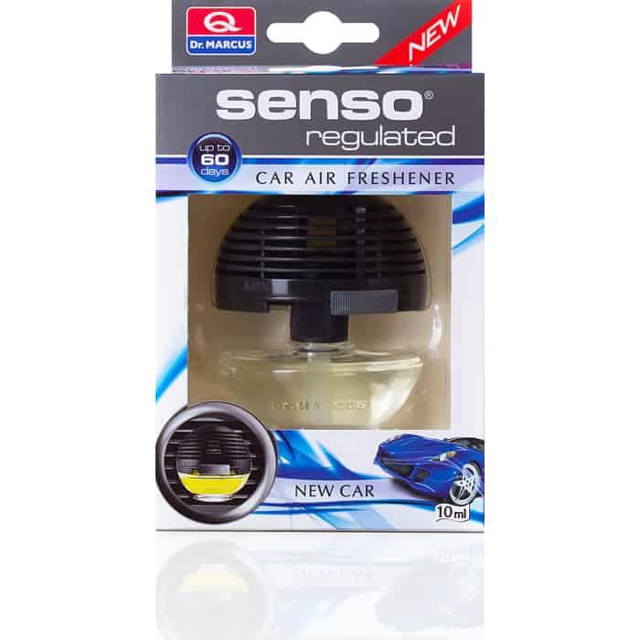 Ароматизатор автомобильный Dr.Marcus Senso Regulated Новая машина New Car