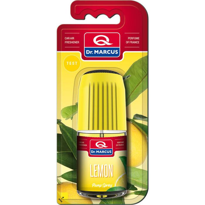 Ароматизатор автомобильный Dr.Marcus Pump Spray Лимон Lemon