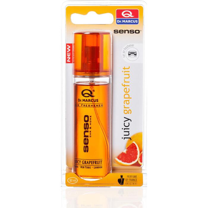 Ароматизатор автомобильный Dr.Marcus Senso Pump Spray Mix Juicy Grapefruit