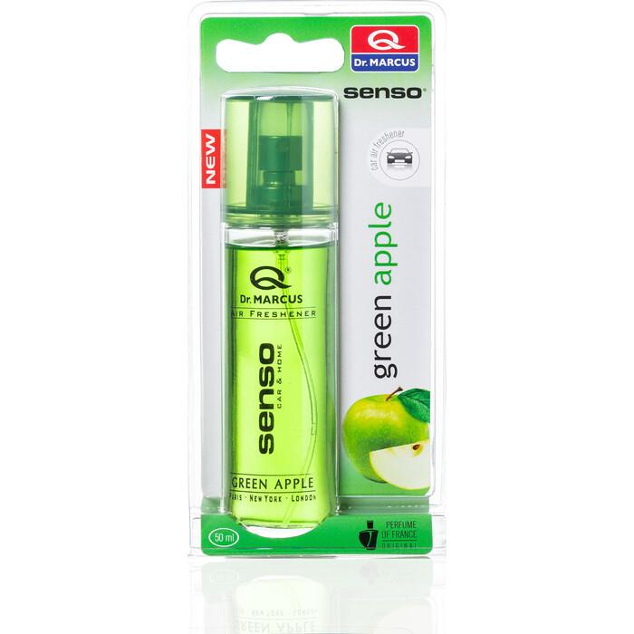 Ароматизатор автомобильный Dr.Marcus Senso Pump Spray Mix Зеленое яблоко Green Apple