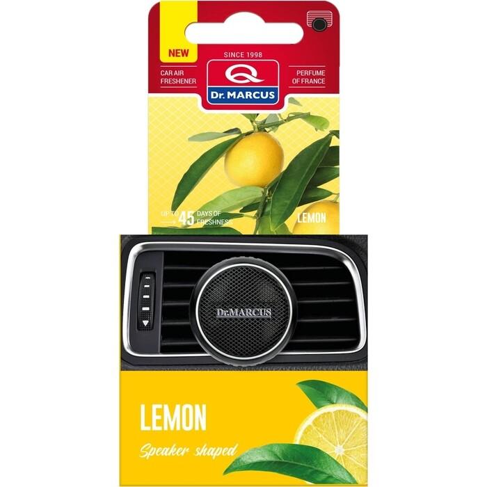 Ароматизатор автомобильный Dr.Marcus Speakershaped Лимон Lemon