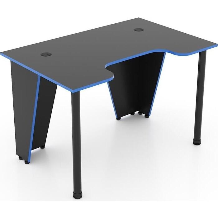 Стол TetChair Strike-1 черно-синий/ black-blue