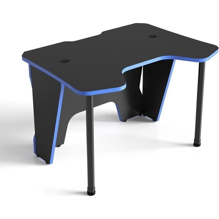 Стол TetChair Strike-2 черно-синий/ black-blue