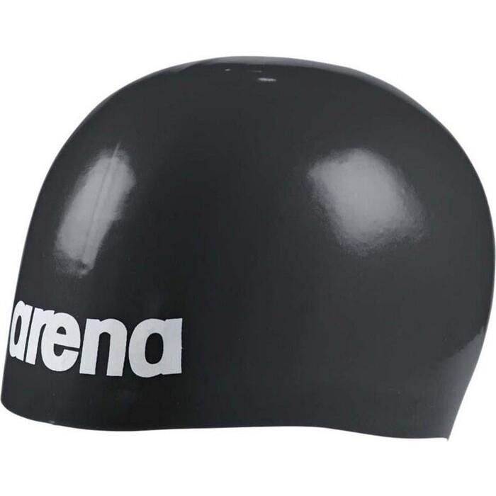 Шапочка для плавания Arena Moulded Pro Ii арт. 001451501, черный, силикон